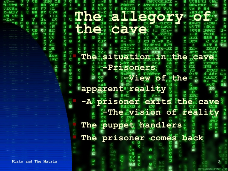The Matrix Essay