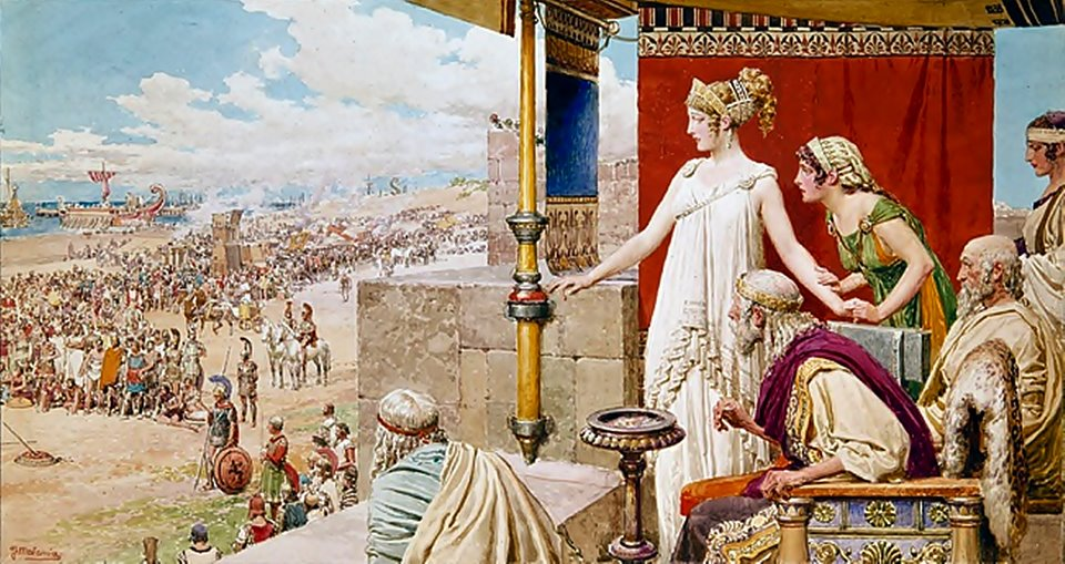 helen of troy fact vs fiction essay One of these events which exists somewhere on that muddled spectrum between fact and fiction is carried helen back to troy as a trojan war - summary, facts.