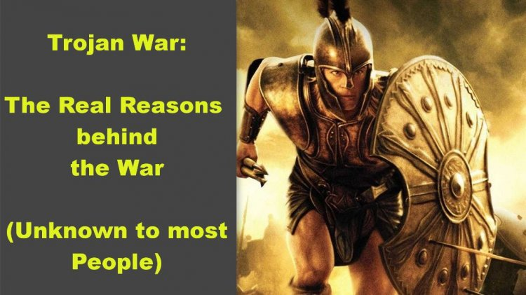 Trojan War - The Real reasons behind the war (Unknown to most People - With Subs)