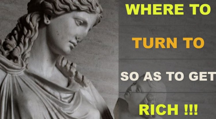 PLUTUS – The god of Wealth, Abundance and Riches (With Subs)