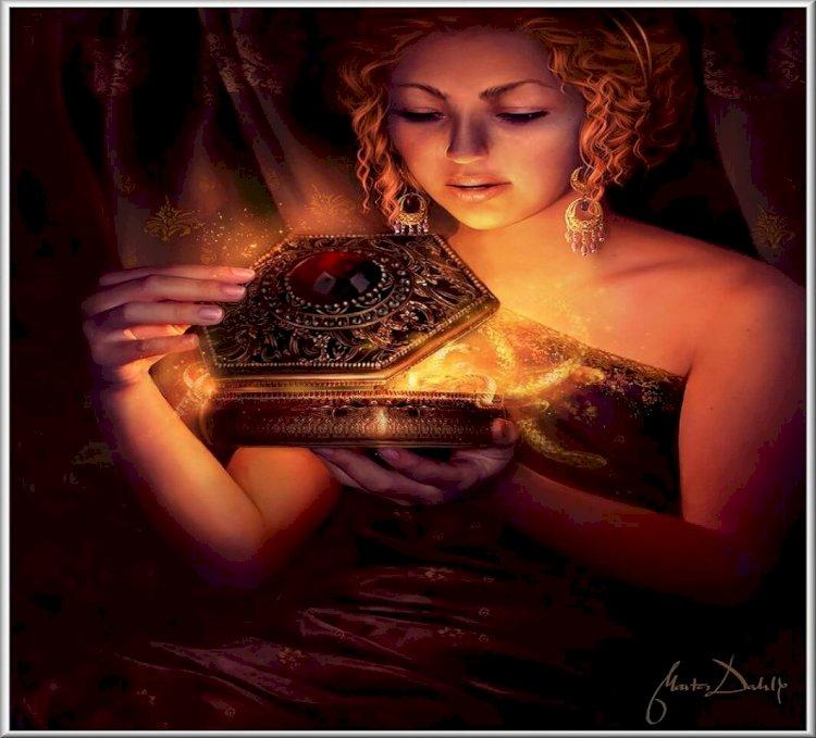 The Myth and Story of Pandora