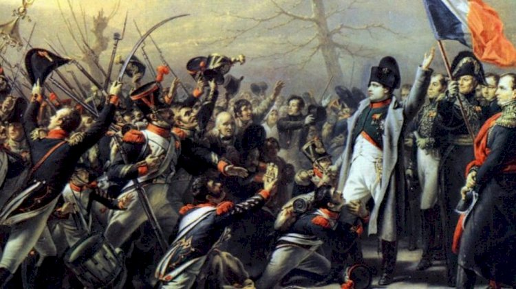 The Napoleon Wars and the 100 Days Wars