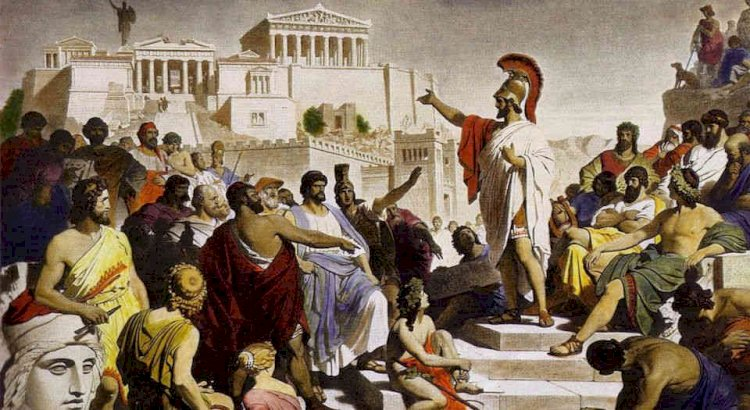Athenian Democracy: a brief overview