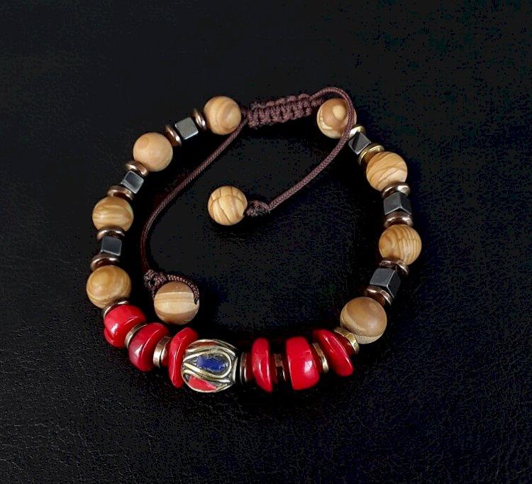 The Chakra Healing Tibetan Bracelet