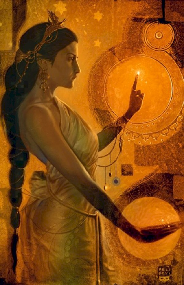 MEDEA: THE ANCIENT WITCH and ENCHANTRESS
