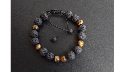Hades Breath - Energy Infused Power Bracelet