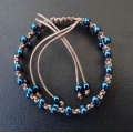 Blue Sky - the Reiki Charged Charm Bracelet