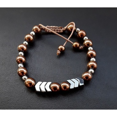 Apollo's Bronze Arrow - Energy Infused Power Bracelet