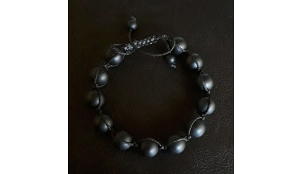 Nyx Touch - Energy Infused Charm Bracelet