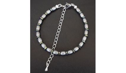 Silver Light - The Reiki Charm Bracelet