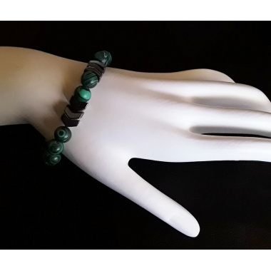 Apollo's Green Arrow - Energy Infused Power Bracelet
