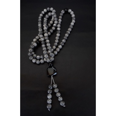 Theurgy - The Hermetic Energy Infused Tassel Necklace