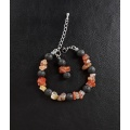 Aetna, the colored Reiki charged Volcano bracelet