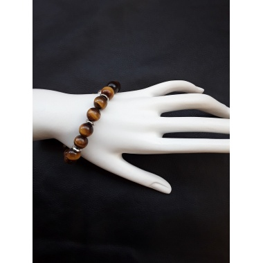 ENLIL, the Boho Beaded Prayer bracelet