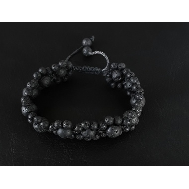 HADES DARK FLOWER - Energy Infused Power Bracelet
