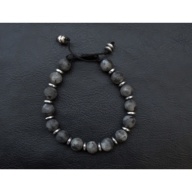 Orpheus' Aura (Black) - Energy Infused Power Bracelet