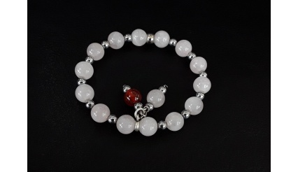 Lilith, the Reiki charged Volcano bracelet