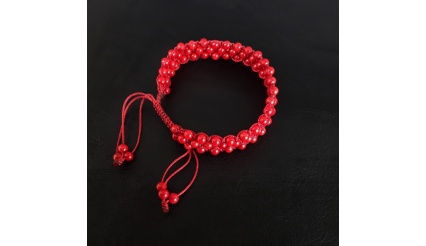 Blood Flower of the Marquis - Energy Infused Bracelet