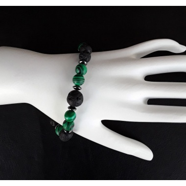 Dark Aura - the Dark Energy Infused Charm Bracelet