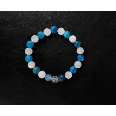Eternity - the Spiral Reiki Charm Bracelet
