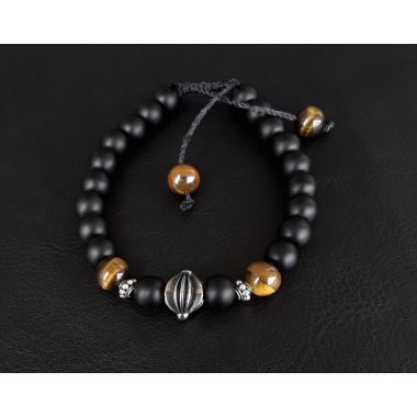 The Hermetic Template - Energy Infused Charm Bracelet