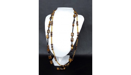 Aristocratic Elegance - the polymorphic energy infused Necklace