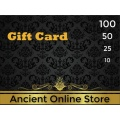 Gift Card - Ancient Greece