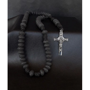 Trough Darkness 550 Paracord Rosary with the power of our Christ