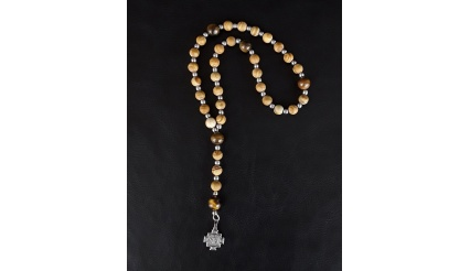 The Anglican Saint Benedict Rosary (Holy Father Version)