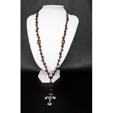 Unshaken Faith 5 Decade Catholic Rosary