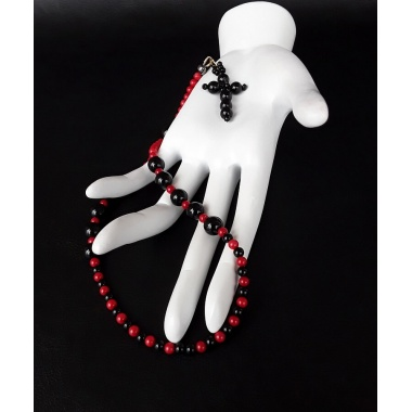 The Red Coral, One Decade Catholic Rosary