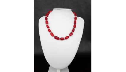 The Maasai Necklace and Earrings Jewelry Set