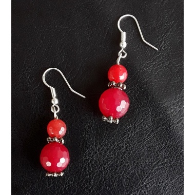 The Agate Healing Stone Earrings Set
