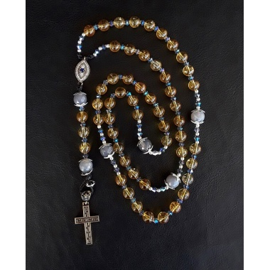 Transcendence the elite 5 Decade Catholic Rosary