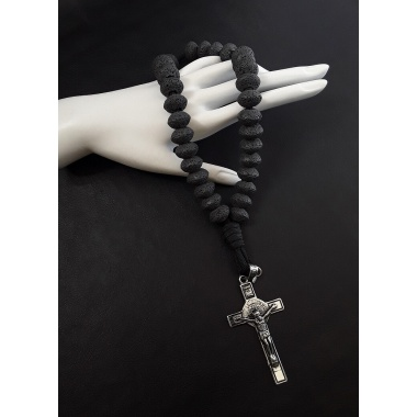 Through Darkness Military 550 Paracord Rosary Orthodox