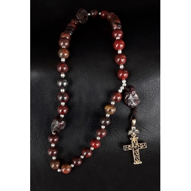 The prayer Orthodox Rosary (v. 33) elite Rosary