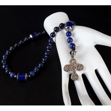 The Sanctum Orthodox Rosary (v. 33) elite Rosary