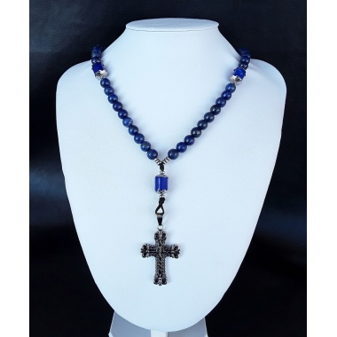 The Sanctum Orthodox Rosary (v. 50) elite Rosary