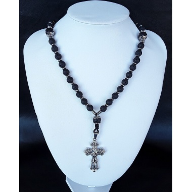 The Cross Orthodox (v. 50) elite Rosary