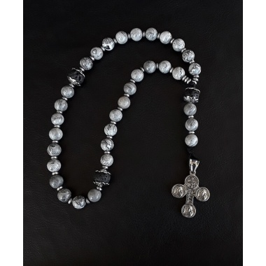 The Pilgrim Orthodox (v. 33) elite Rosary