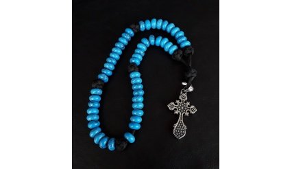 Oceanus Military 550 Paracord Orthodox Rosary