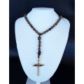 The Christ Nail 5 Decade Catholic Rosary