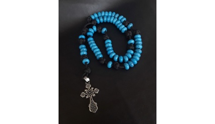 Oceanus Military 550 Paracord Catholic Rosary