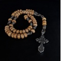 Military 550 Catholic Paracord 5 Decade Rosary
