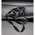 The Vintage designer Cross 5 Decade Catholic Rosary