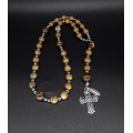 Anglican Golden Saint Benedict Rosary