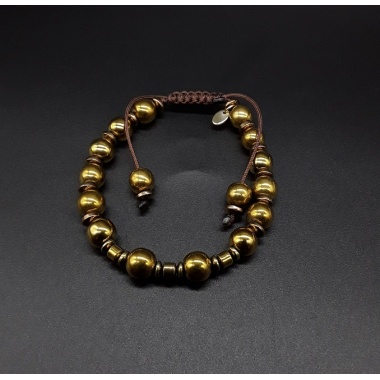 The Hematite good Luck Bracelet